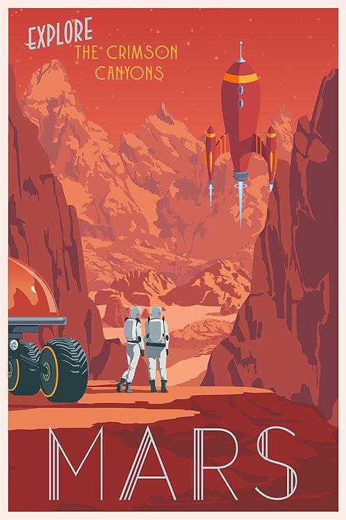Mars Travel 4.0
