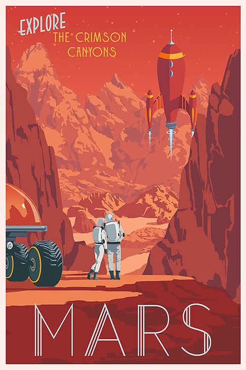Mars Travel 2.0