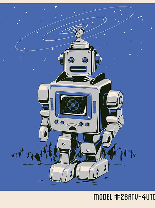 Robot 2 (blue)
