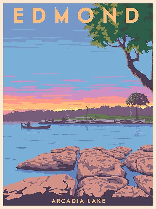 Edmond Arcadia Lake