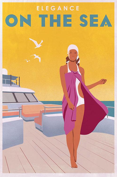 Elegance on the Sea
