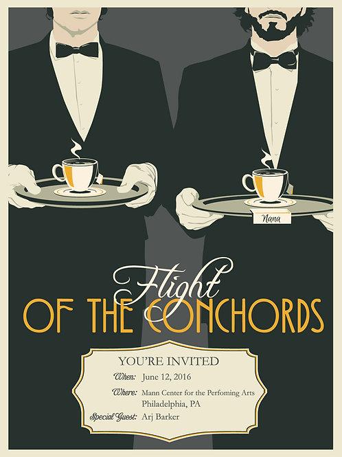 Flight of the Conchords Philadelphia 2016
