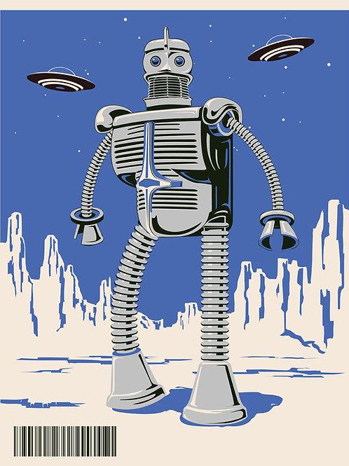 Robot 3 (blue)
