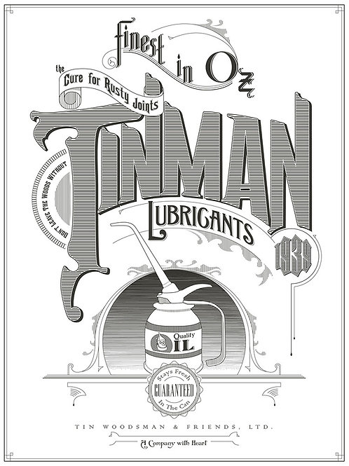 Tinman's Finest Oil
