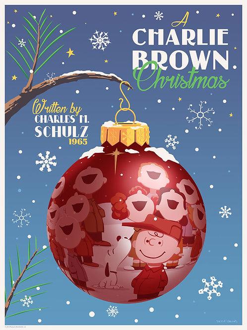 Charlie Brown Christmas outside