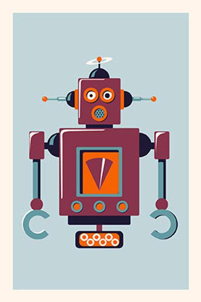Robot IX mini print