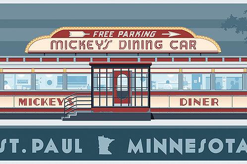 St. Paul, Minnesota 24x12