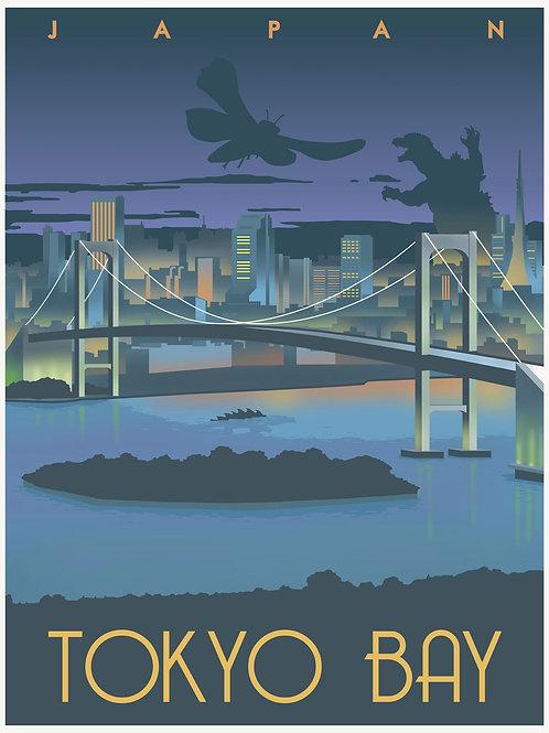 Monsters of Tokyo Bay