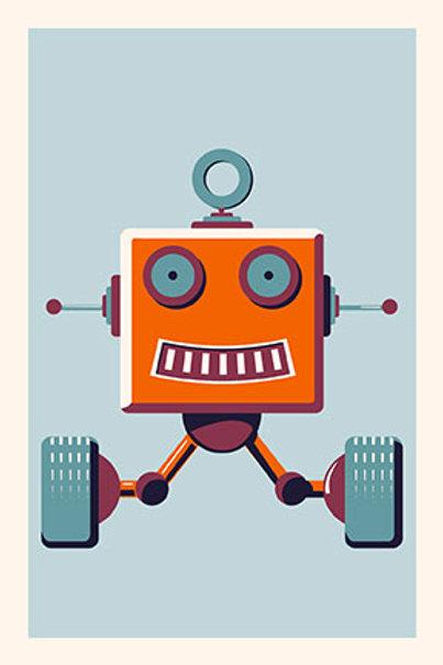 Robot I mini print