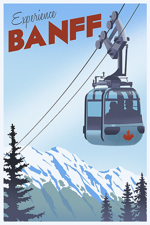 See Banff by Gondola