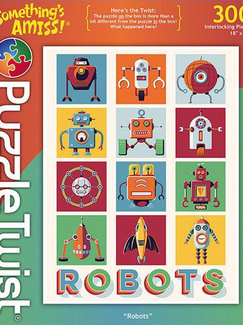 Robots! Puzzle