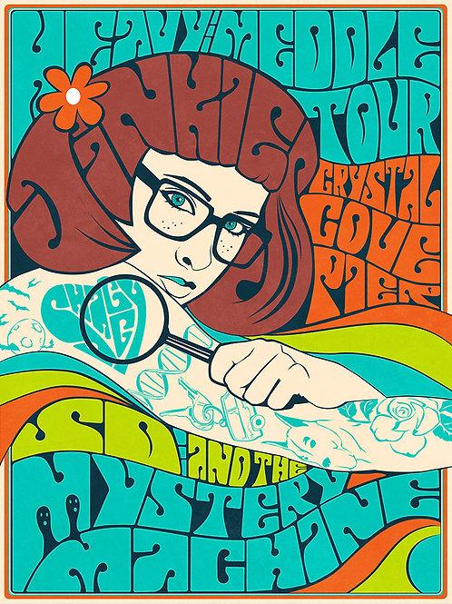 Psychedelic Velma variant