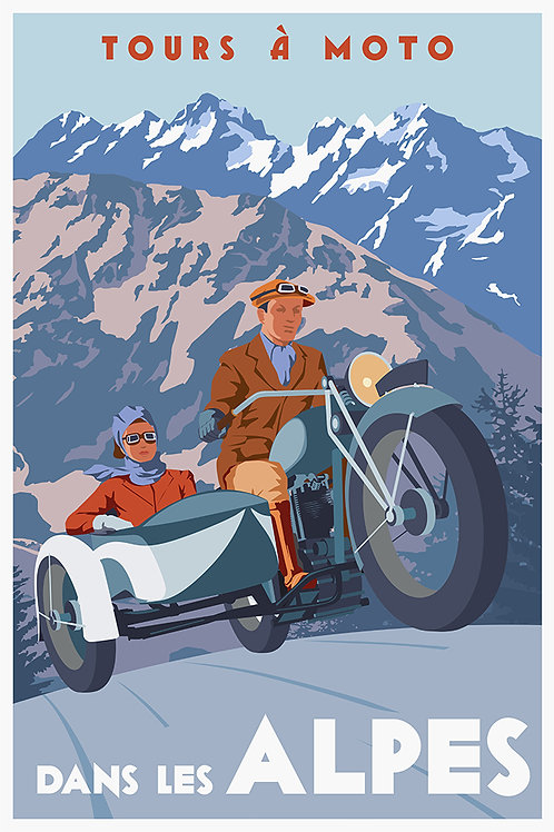 Alps Motorcycle Tours