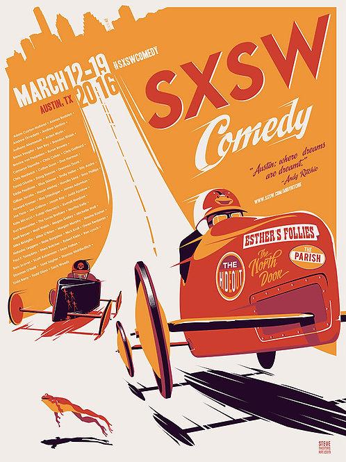 SXSW 2016 Austin