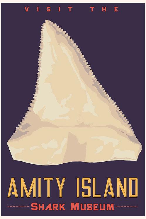 Amity Island Shark Museum