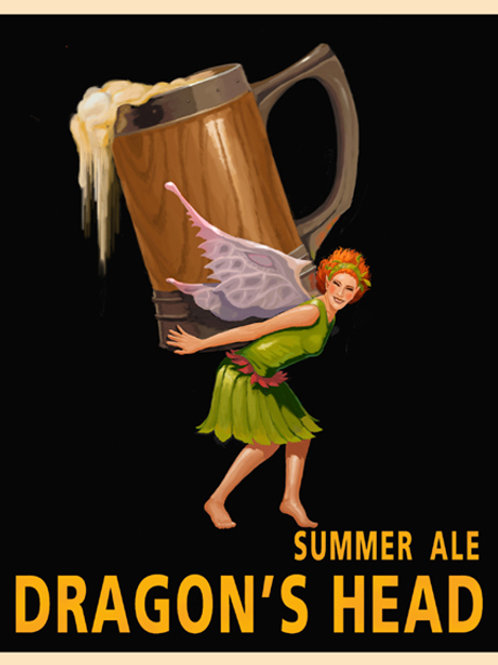 Dragon's Head summer Ale