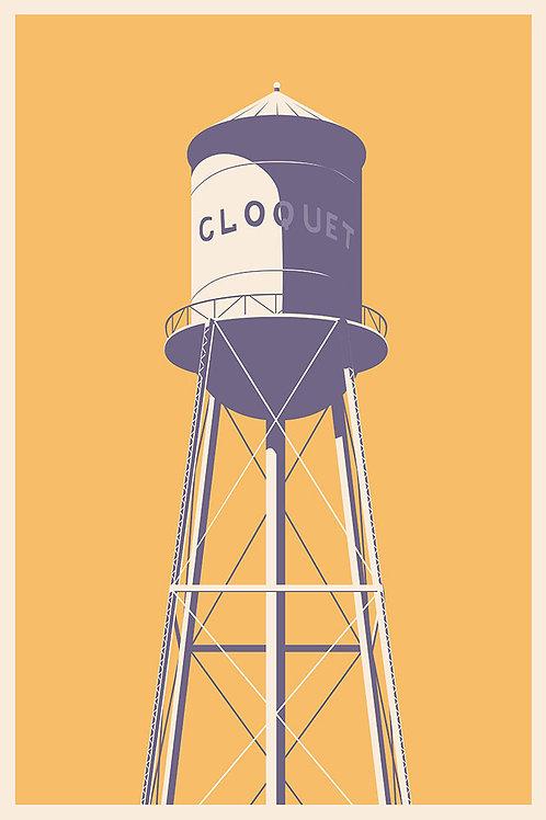 Cloquet, MN water tower