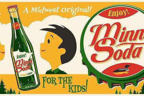 Minni Soda for kids