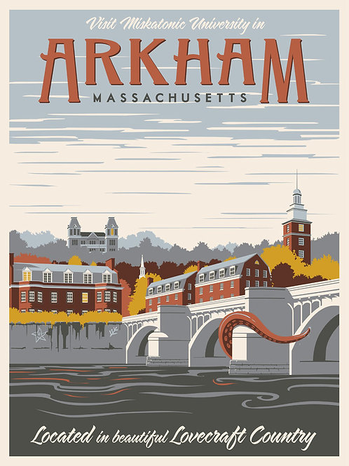Visit Arkham