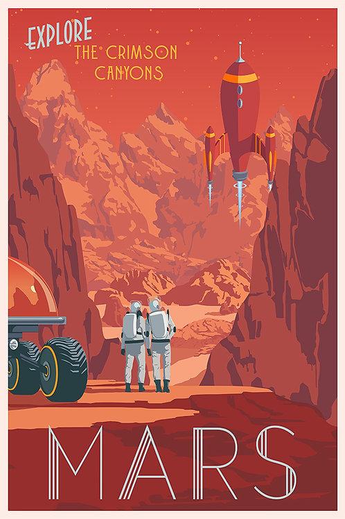 Mars Travel 3.0