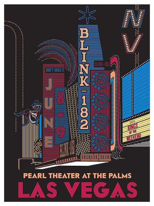 Blink-182 Las Vegas 2018