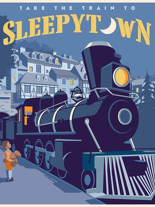 Train to Sleepytown