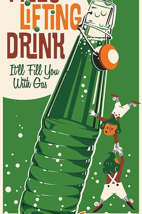 Wonka Fizzy Lifting Drink