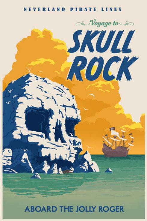Voyage to Skull Island - Peter Pan