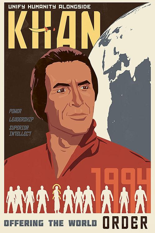 Star Trek - Khaaaaan!