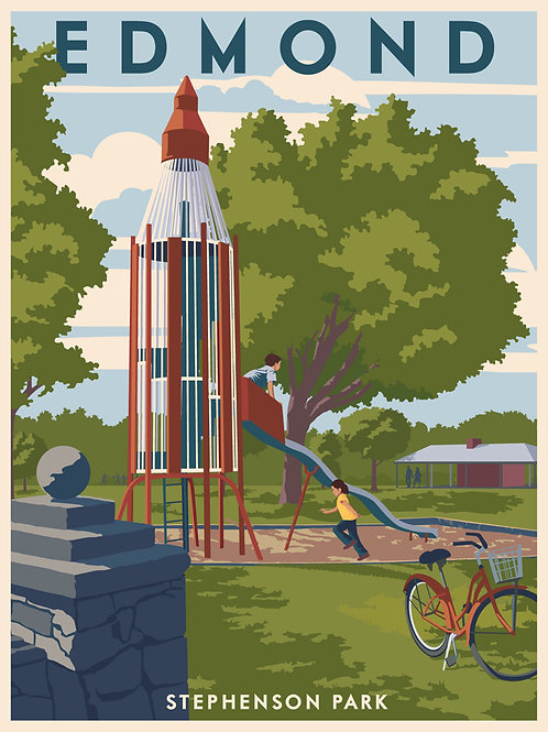 Edmond Stephenson Park