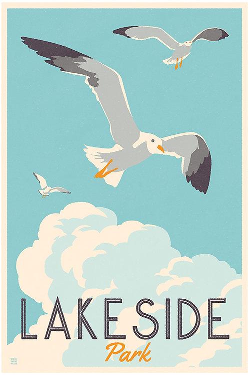 Lakeside Seagulls