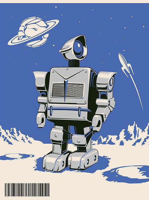 Robot 1 (blue)
