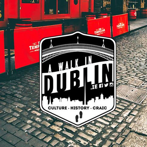 A Walk in Dublin