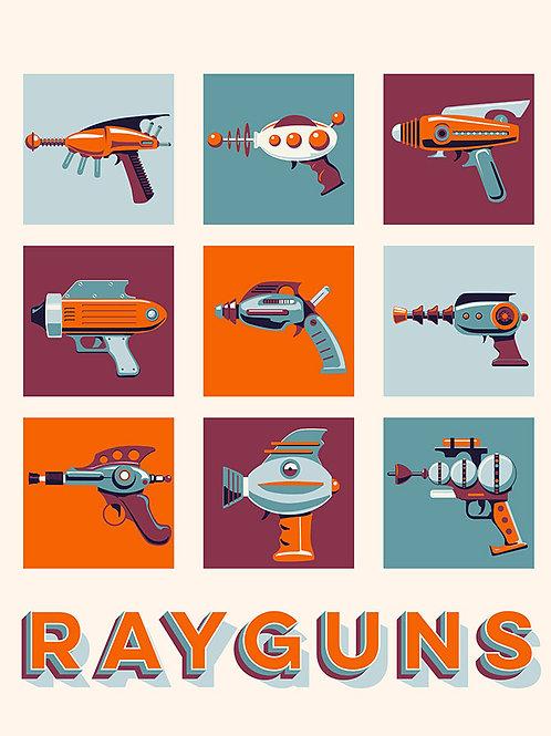 Retro Rayguns