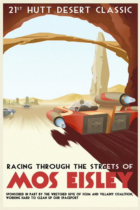 Mos Eisley racing
