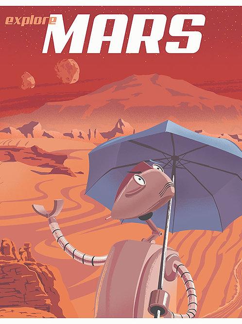 Explore Mars