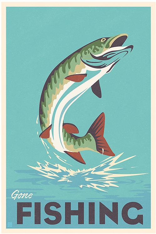 Muskie Fishing