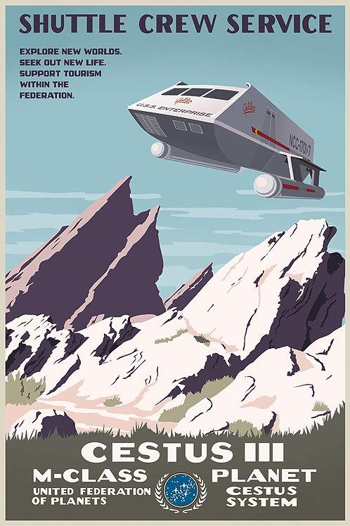 Star Trek - Cestus III