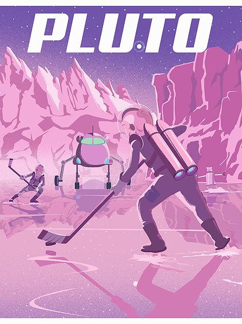 Pluto hockey