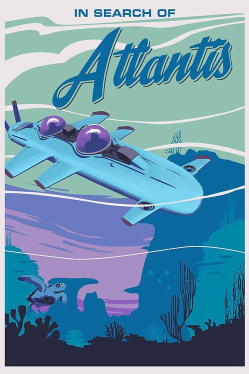 Submerge to Atlantis