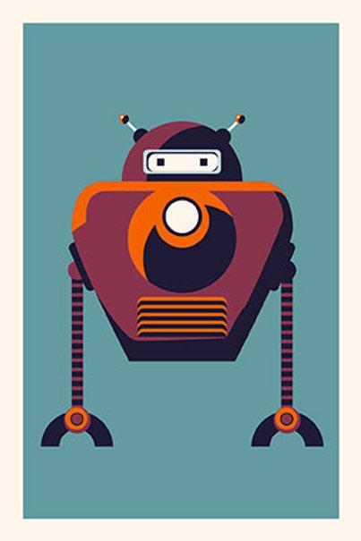 Robot III mini print