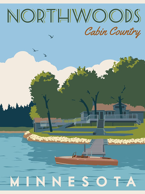 Northwoods Cabin Country