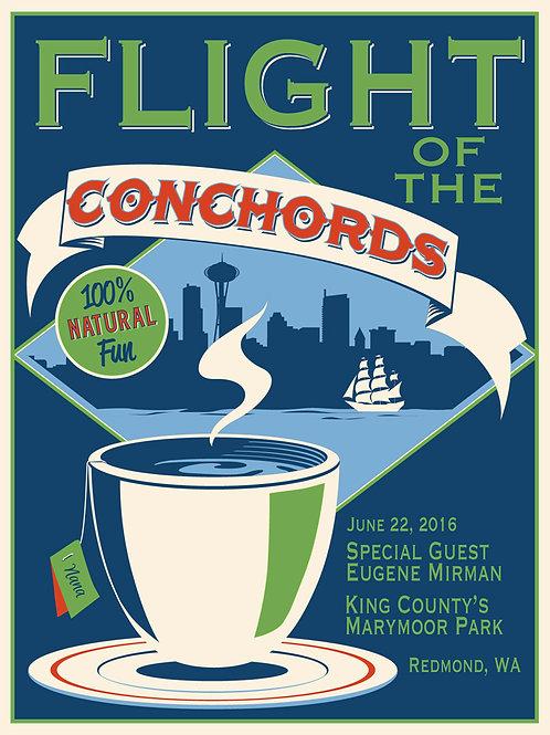 Flight of the Conchords Redmond, WA 2016
