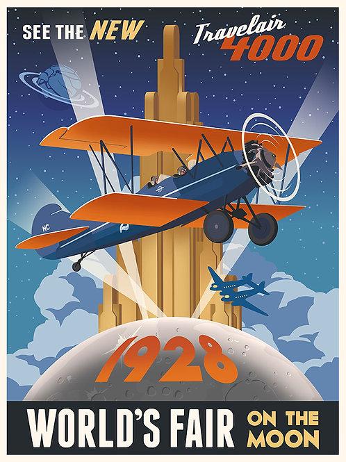Moon World Expo 1928