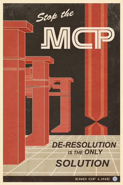 Stop the MCP