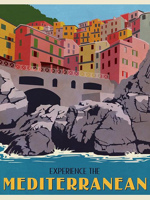 Visit the Mediterranean