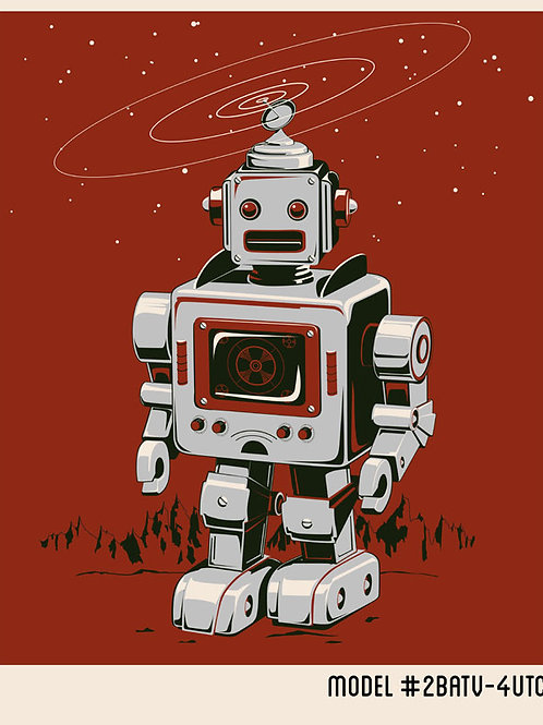 Robot 2 (red)