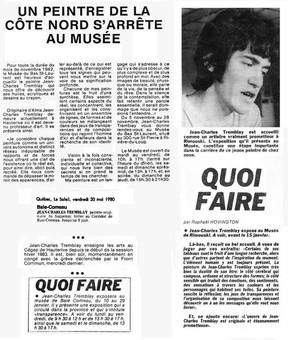 Expos musée du Bas St-Laurent