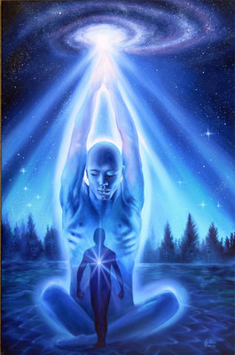 'L'homme lumière