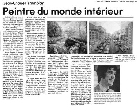 Article de Raphaël Hovington